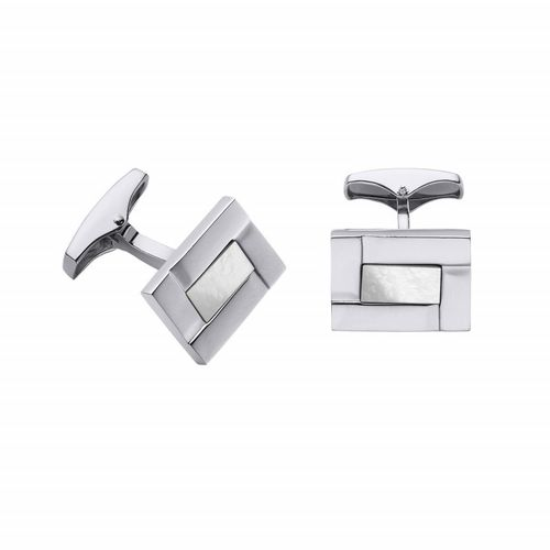 San Francisco Mother of Pearl Cufflinks