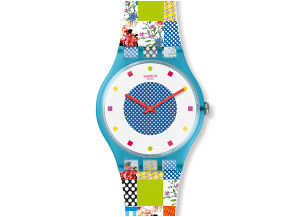 Reloj Swatch QUILTED TIME